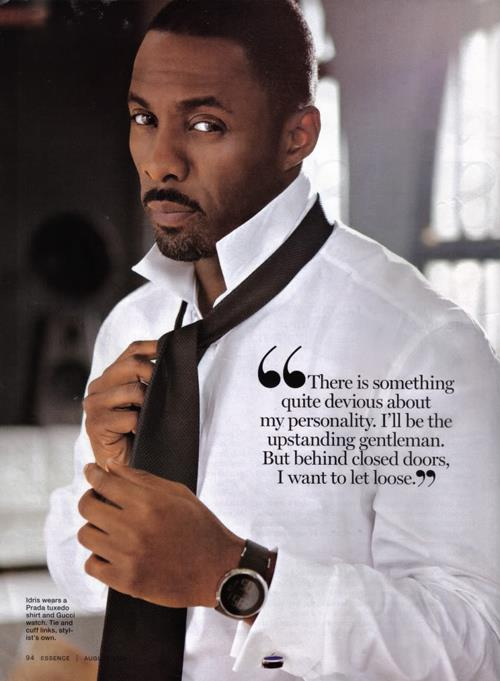 And thank you, Essence Magazine.