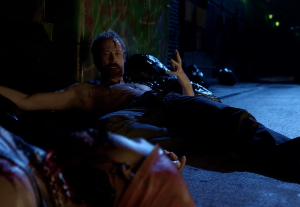 Lost Girl: Season 01, Episode 11, Faetal Justice Lost Girl Dyson Kidnapped