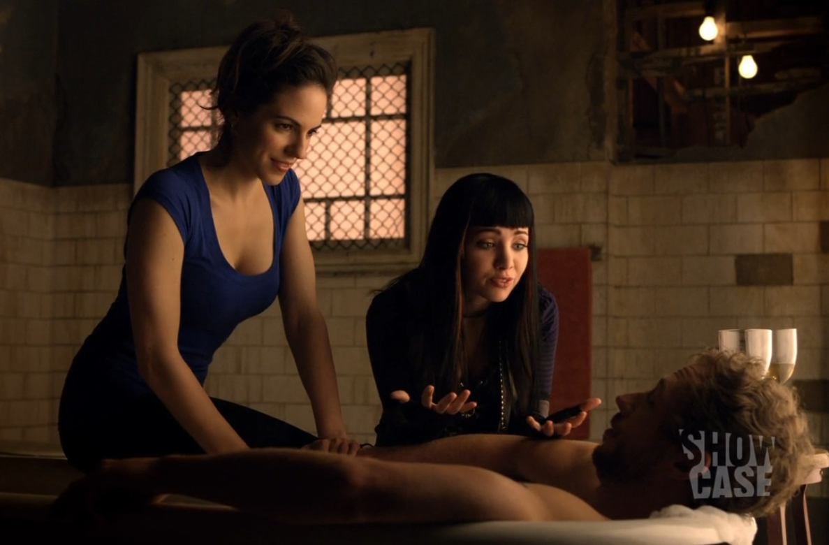 Lost Girl: Season 1, Episode 12, (Dis)Members OnlyLost Girl Dyson S Partner